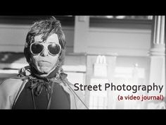 Street Photography With Jesse Acosta (A video journal)