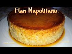 FLAN NAPOLITANO HECHO EN ESTUFA - YouTube