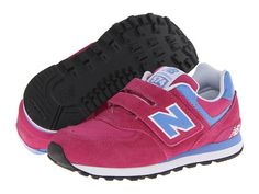 New Balance Kids KV574 (Little Kid/Big Kid)