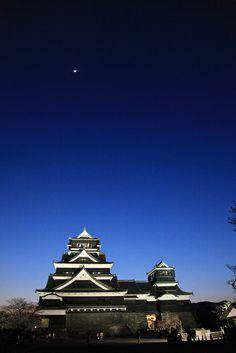 Kumamoto Castle, Japan 熊本城