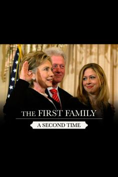 Again. Chelsea Clinton could run after Hil's two terms are over. VOTE THE GOP OUT in 2014!