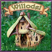 Natural whimsical and imaginative Homes for Wee Folk von willodel