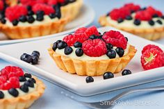 Berry pudding tartlets food recipes berry food porn tartlets food recipes foodie