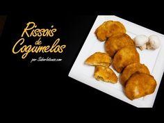 ▶ Receita de Rissois de Cogumelos - YouTube