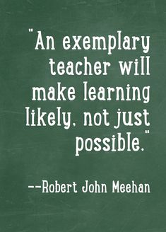 A plethora of inspirational quotes about teaching --- https://sites.google.com/site/whatteachersare/