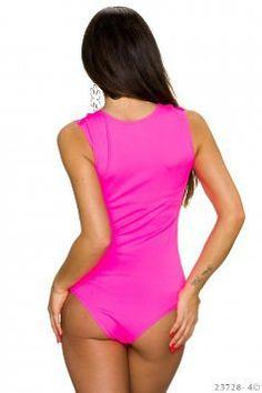 Body Intense Look Pink