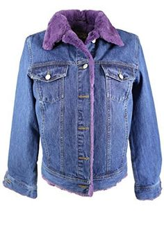"""Our Premium Denim Jackets are lined with plush Rex Rabbit Fur. They are fashionable and warm at the same time. All our products are hand made with pride using quality materials.       Famous Words of Inspiration...""""When you're in love you never really know whether your...  More details at https://jackets-lovers.bestselleroutlets.com/ladies-coats-jackets-vests/denim-jackets/product-review-for-womens-denim-jacket-with-rex-rabbit-fur-lining/"""