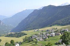 Torgnon. Italia.Aosta.Torgnon #mountain #landscape #summer #Torgnon #Aosta