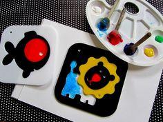 Szablony Puzzle - Zwierzęta - Słonik Kargulek-zabawki Scrapbooking, Desserts, Food, Tailgate Desserts, Deserts, Essen, Postres, Meals, Dessert