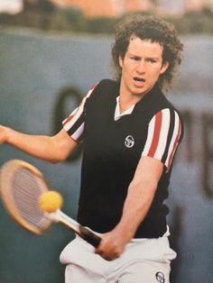 TOP TENNIS: HAPPY BIRTHDAY JOHN MCENROE