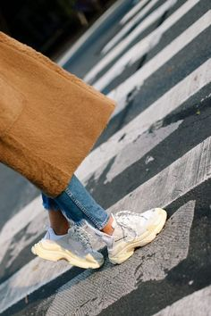 The Ugly Sneakers Everyone Is Obsessed With Right Now