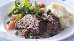 Lihamureke | Pääruoat | Reseptit – K-Ruoka
