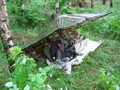 Tarp Shelters, Bushcraft, The Great Outdoors, Survival, Camping, Kit, Winter, Knives, Outdoor Camping