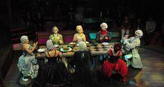 """Costume Design dirk zilken design dzd for AIDA"""" Eine kleine Nachtmusik"""" Dance Show"""