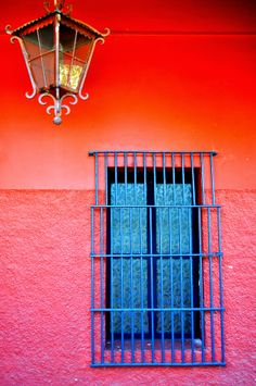 A Colorful Day At Todos Santos