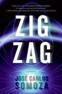 See all my book reviews at JetBlackDragonfly.blogspot.ca : Zig Zag by Jose Carlos Somoza