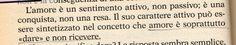 Erich Fromm, L'arte di amare.