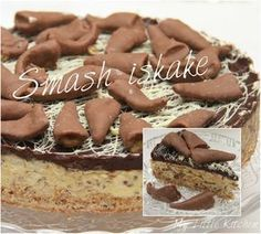 My Little Kitchen: Smash iskake Candy Recipes, Dessert Recipes, Norwegian Food, Norwegian Recipes, Pudding Desserts, Little Kitchen, Recipe Boards, Let Them Eat Cake, Gingerbread Cookies