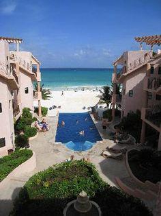 Stayed here... Playa Del Carmen