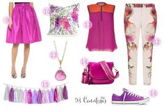 Radiant orchid Busy? Visit my blog for busy people at www.53countesses.blogspot.com