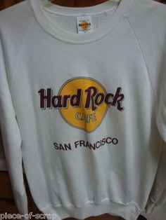 Hard Rock Cafe Sweatshirt Maui
