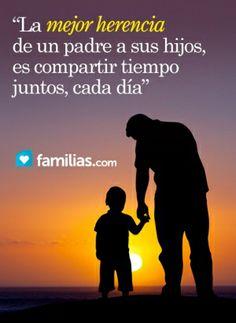 Mi padre no fue perfecto, pero estuvo presente en todos y cada uno de los aspectos de mi vida. El recuerdo de sus historias y su fuerte presencia me m...