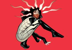 Cindy Moon a.k.a. Silk in Spider-Woman #02