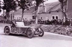 LE MANS 1927 Tracta  #20