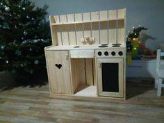 Kuchynka,dřevo,wood kitchen