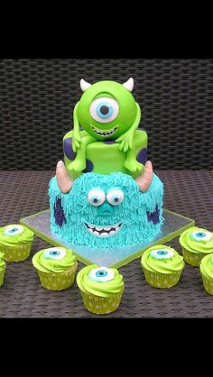 Mike and Sully  Monster Inc