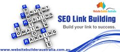 Link building is offered as affordable search engine optimization services in two methods. The first is automatic and this is the one you should stay away from. Automatic links are affordable, The other option is manual link building, this takes time and is done by hand. If you want to Organic link building work Website Builder Australia is one of the best Internet marketing agency.