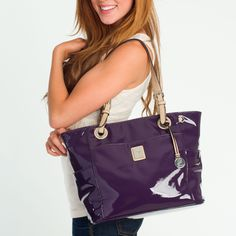 Grace Adele, Sarah bag. Any Grace Adele clutch fits in the exterior pocket.