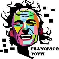 #francesco #totti #wpap @A S ROMA OFFICIAL