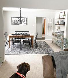 Designed by @laurenjhippo Home Free, Unique Colors, Area Rugs, Dining Room, Future, Diy, Design, Rugs, Future Tense
