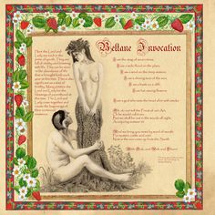 Book of Shadows Beltane Invocation by *Brightstone