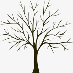 Home Decorating Style 2020 for Coloriage Arbre Sans Feuille, you can see Coloriage Arbre Sans Feuille and more pictures for Home Interior Designing 2020 4624 at SuperColoriage. Tree Templates, Stencil Templates, Stencils, Family Tree Art, Butterfly Tree, Butterfly Canvas, Tree Stencil, Fingerprint Tree, Tree Silhouette