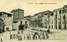Plaça Sant Martí, Lleida