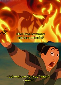 Mulan =] I love disney movies. Disney Pixar, Arte Disney, Disney Fun, Disney And Dreamworks, Disney Magic, Punk Disney, Disney Stuff, Funny Disney Memes, Disney Jokes