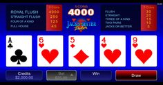 There are many video #poker games available, but the Jacks or Better is probably the most popular. It will even become more #popular now that it is available for persons to play conveniently on their mobile devices. Read on to know more about playing with the Jacks or Better #Mobile app.