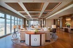 Hyatt Regency Qingdao chairman suite