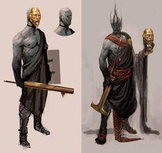Peter Mohrbacher - Magic The Gathering - Theros - Concept Art