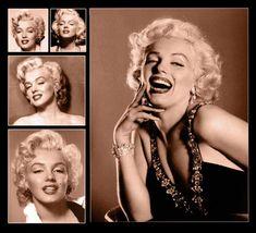 Marylin Monroe portraits