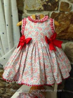 larys Baby Girl Dress Patterns, Baby Outfits, Little Dresses, Little Girl Dresses, Toddler Outfits, Cute Dresses, Kids Outfits, Girls Dresses, Toddler Dress