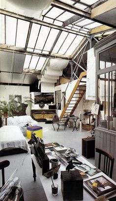 #theforeignarchives #loft #inspo #home