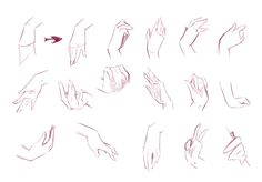 Hands by rika-dono.deviantart.com on @deviantART