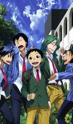 yowamushi pedal Part 5 - - Anime Image Otaku Anime, Anime Manga, Yowamushi Pedal, Anime Love Couple, Kawaii, Kuroko, Me Me Me Anime, Character Inspiration, Demons