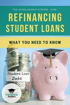 Refinancing student loans can be tricky. If you're considering it, here's what you need to know. Best Student Loans, Private Student Loan, Federal Student Loans, Student Loan Debt, Student Loan Consolidation, Loan Interest Rates, Loan Lenders, Loan Forgiveness