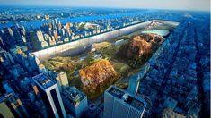 뉴욕 도심 속 대담한 자연 공원 -테크홀릭 http://techholic.co.kr/archives/51739