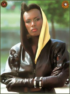 """As """"May Day"""" in """"A View To A Kill"""" Grace Jones is the best bond girl ever!"""