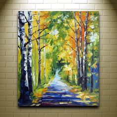 how to palette paint colorful abstract paintings - Google Search